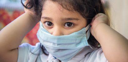 A gyerekek orrában három hétig megmaradhat az új koronavírus