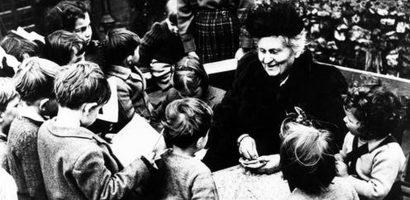 150 éve született Maria Montessori