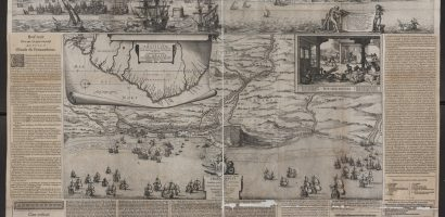 Fantasztikus történelmi térképekhez lehet szabadon hozzáférni