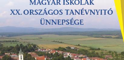 Üzenet a magyar iskolákba
