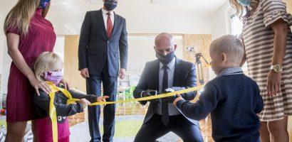 A Szlovák Műszaki Egyetem saját óvodát nyitott