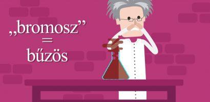 A kémiai elemek elnevezése
