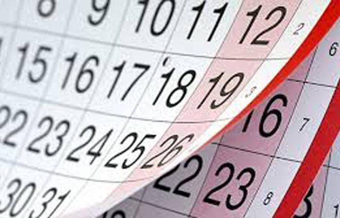 Iskolai naptár 2020/2021 (változás)