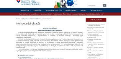 Kézikönyv az oktatás előkészítésére a 2020/2021-es tanévben