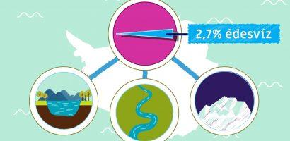 A természetes vizek összetétele