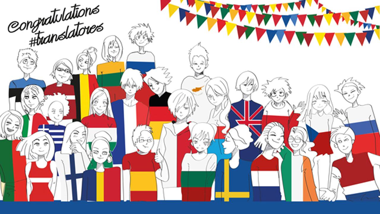 Bármilyen nyelvről bármilyenre – uniós fordítói diákverseny