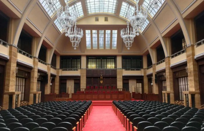 Egy hét után távoktatásra állt át a Comenius Egyetem