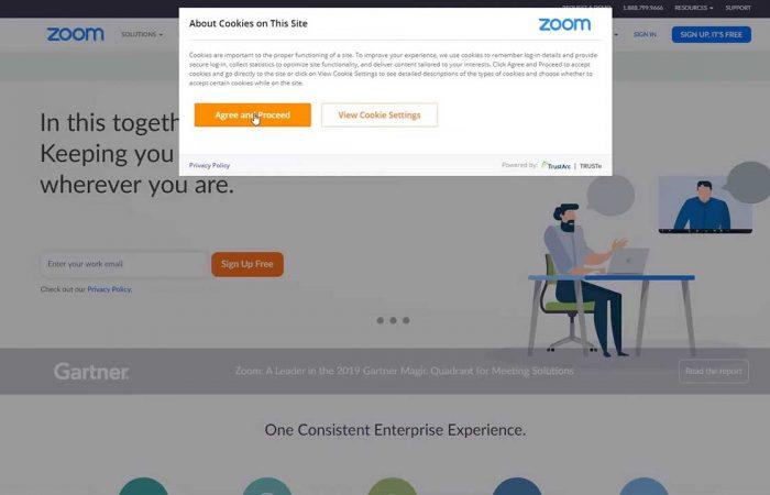 """Zoom """"nagyon"""" alapok diákoknak"""