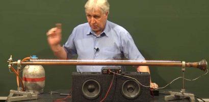 Härtlein Károly: Brutális fizika, avagy amit a tanterem elbír – Rubens cső