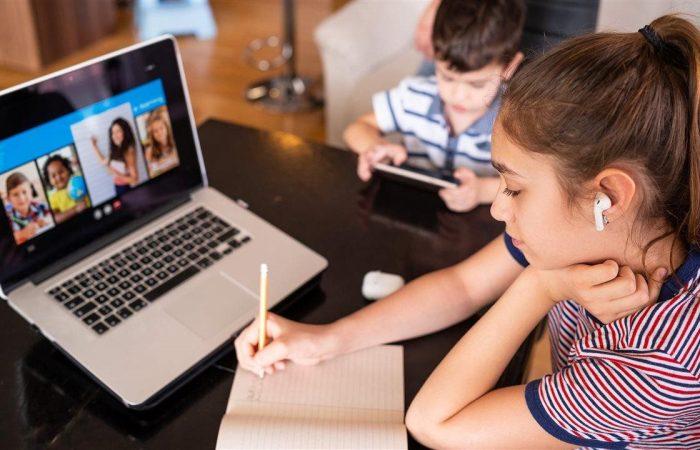 Semmit nem tanul meg a gyerek távoktatásban