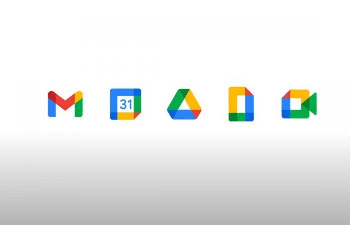 A Google lecseréli legnépszerűbb szolgáltatásai logóit