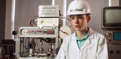 Hivatalosan is a Guinness-rekorder a fiú, aki 12 évesen épített fúziós reaktort