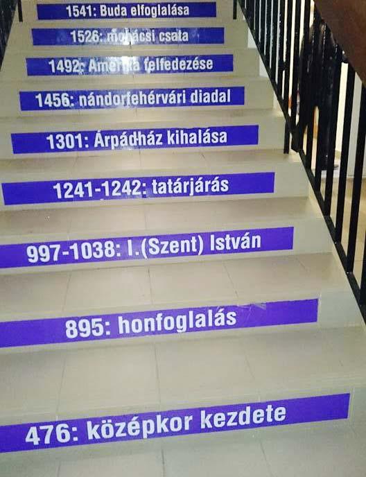 lépcső kreatív iskola