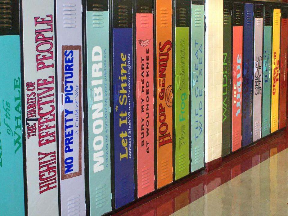 szekrény Kreatív iskolai