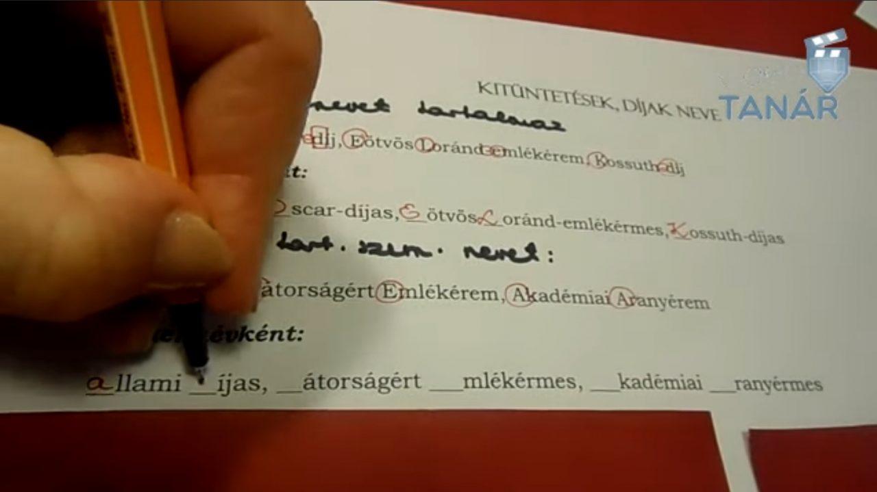 Helyesírási tesztek - A Helyesen magyarul népszerű helyesírási tesztjei