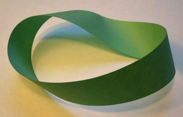 A Möbius-szalag rejtélye