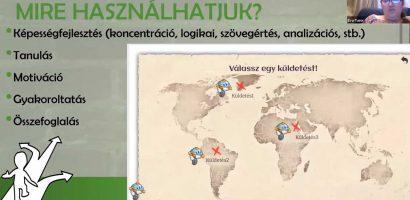 Digitális szabadulószobák az oktatásban