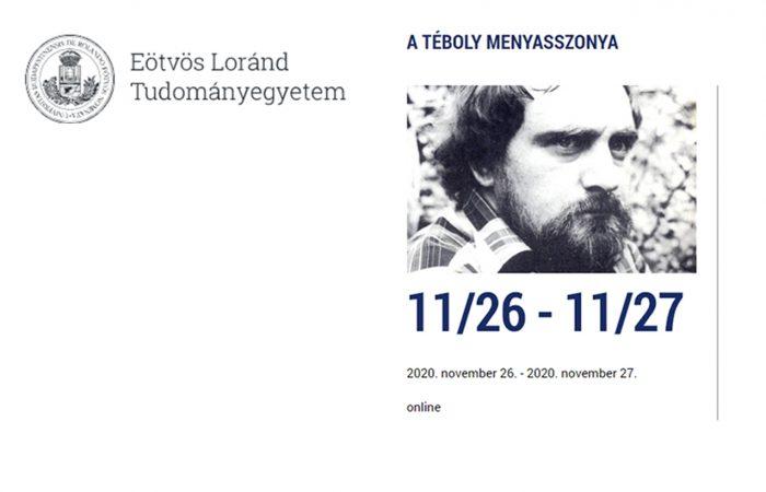 Konferencia Hajnóczy Péteréletművének bemutatására