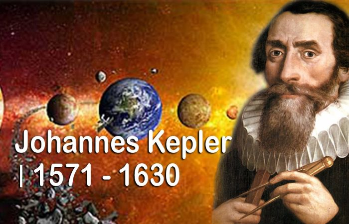 Who was Johannes Kepler?