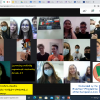 Komáromi Erasmus+ találkozó – az online térben