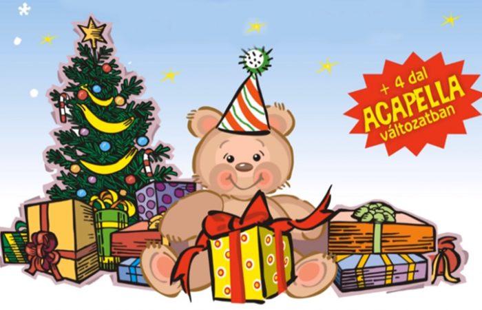 Gyerekkarácsony – Aranyalbum