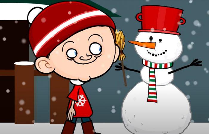Karácsonyi dalok és mesék gyerekeknek