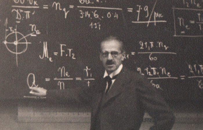 Patyi bácsi, a Műegyetem legendás professzora