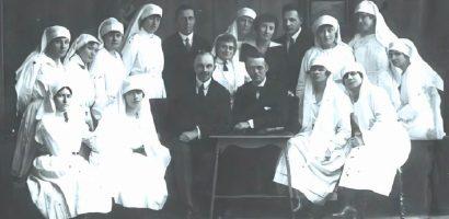 Heim Pál gyermekorvos, a gyermekápolónői iskola létrehozója