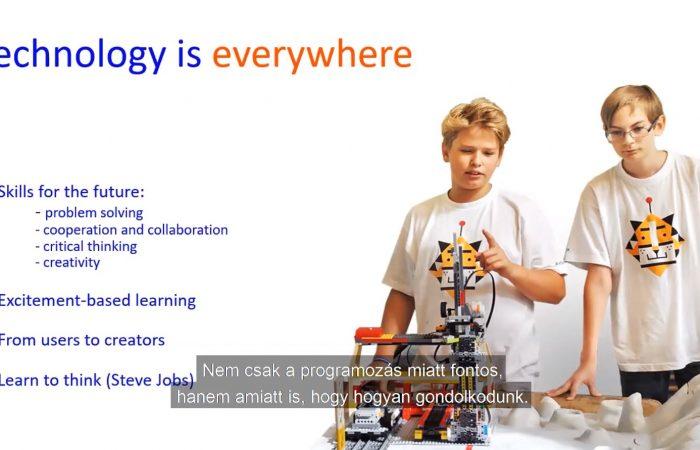 Finnagora – a konstruktivista pedagógia és a műszaki oktatás helyzete