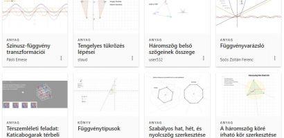 Matematikai tevékenységek 11-14 éveseknek