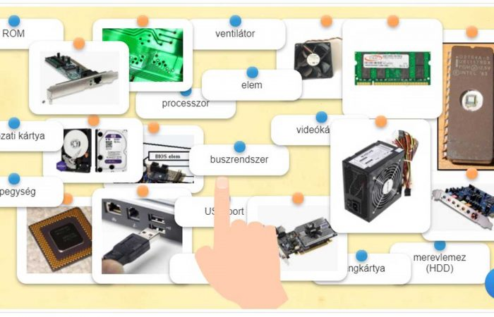 Informatika – A számítógép belső felépítése II.