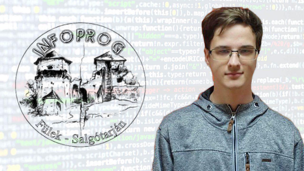 Infoprog – Informatikai verseny középiskolás diákok számára