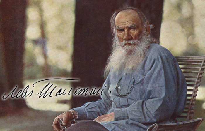 Lev Nyikolajevics Tolsztoj