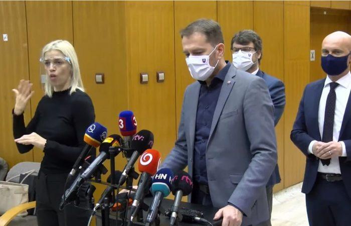 A városok szerint a Matovič-módszerrel lehetetlen kinyitni az iskolákat