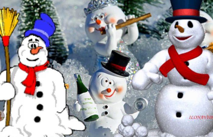 A hóember dala