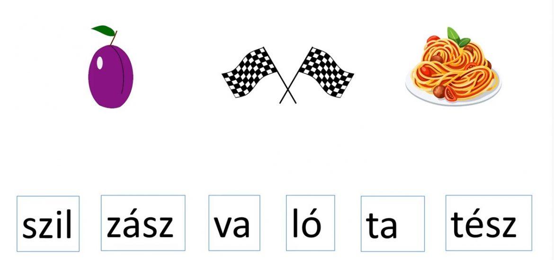 Olvasás 1. osztály – betűtanulás (g betű)