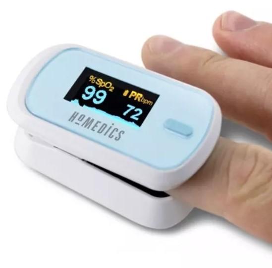 COVID pozitív Pulzoximéter