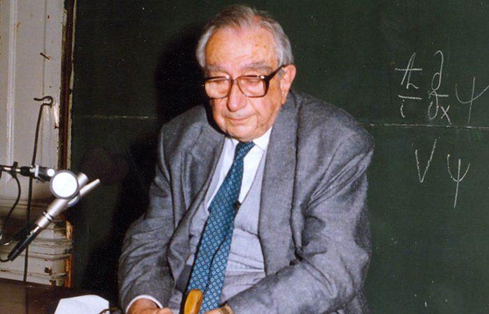 Teller Ede előadása a kvantummechanikáról (2)