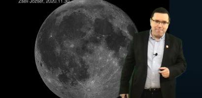 2021 legszebb csillagászati jelenségei