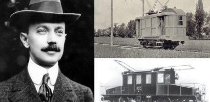 90 éve hunyt el Kandó Kálmán, a modern villamosvasút atyja