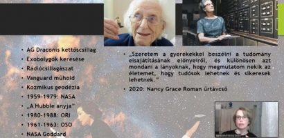 Az amerikai űrkutatás női úttörői