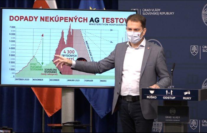 Matovič nem akarja, hogy február 8-án nyissák az iskolát