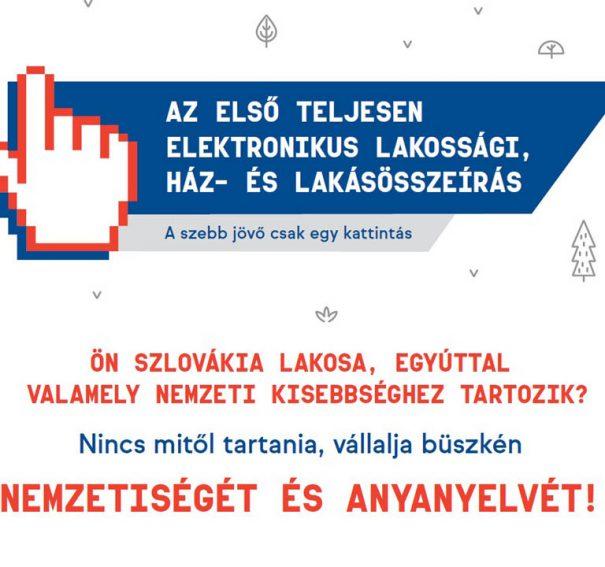 A népszámlálásról tájékoztató röplapok – magyarul