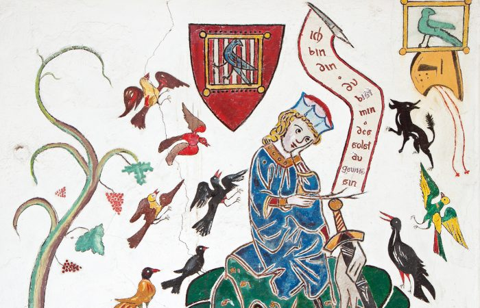 Walther von der Vogelweide: Unter Der Linden