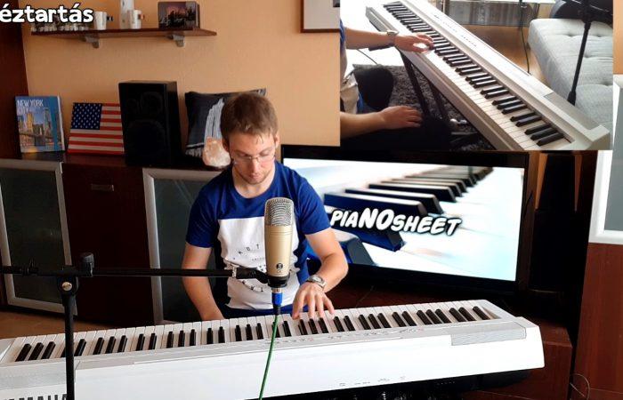 Hogyan tanulj zongorázni kotta nélkül? –  Elhelyezkedés/kéztartás/billentés/hangok nevei