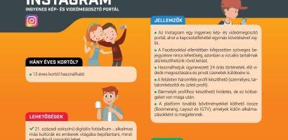 Digitális gyermekvédelem – Közösségi média