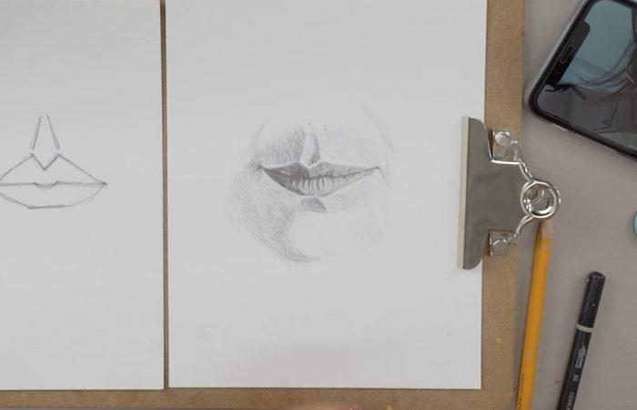 Hogyan rajzolj: szájat | Rajz suli 2. Rész