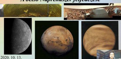 Az űrkutatás története I./6.: A belső Naprendszer felfedezése