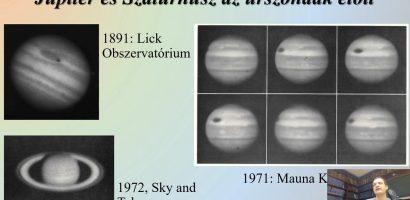 Az űrkutatás története I./7.: A külső Naprendszer felfedezése