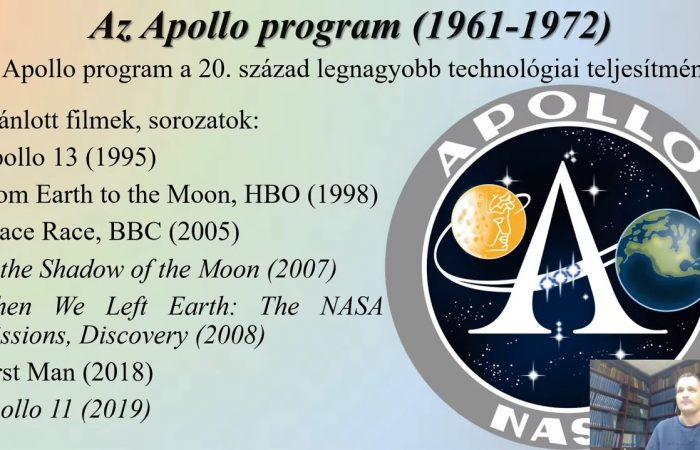 Az űrkutatás története I./5.: Ember a Holdon